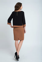 Load image into Gallery viewer, Winter Pencil Skirt