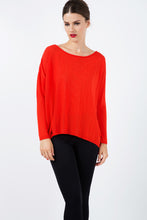 Load image into Gallery viewer, Loose Knit Top in Grenadine