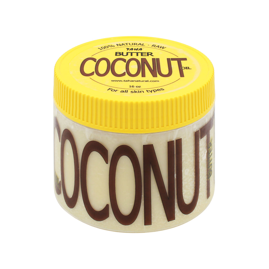 100% Natural Raw Coconut Butter 16oz (60ct)