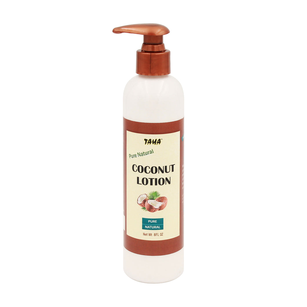 100% Pure Natural Coconut Lotion  8oz (72ct)