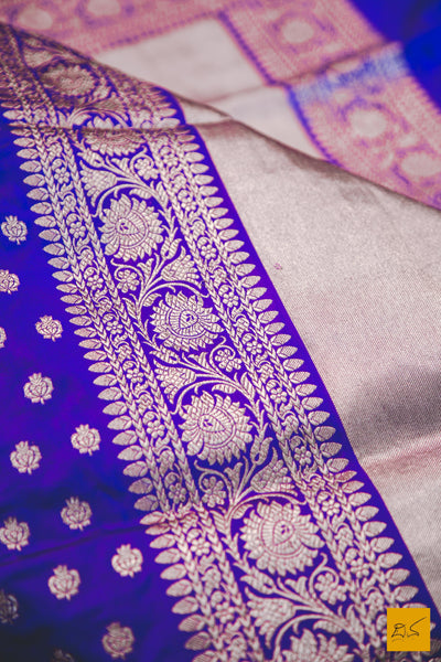 This is a beautiful banarasi katan silk handwoven saree in cutwork style.. New trend of Banarasi designs, Banarasi for artists, art lovers, architects, saree lovers, saree connoisseurs, musicians, dancers, doctors, Banarasi Katan silk saree, indian saree images, latest saree with price, only saree images, new Banarasi saree design.