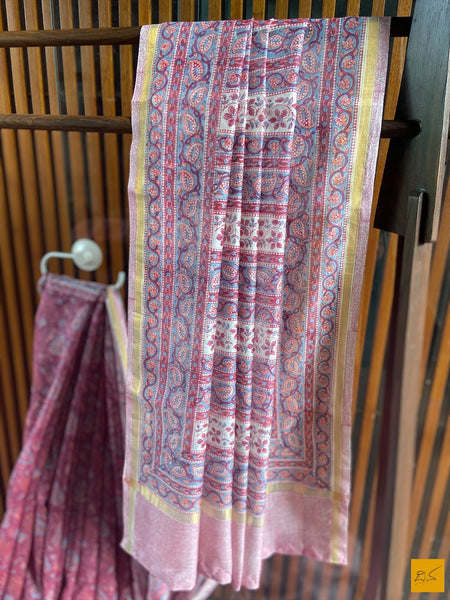 PURPLE chanderi silk handwoven saree for cocktail party, informal , formal, latest design 2020, sarees designs, new trend sarees, indian sarees