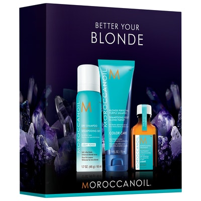 Better Your Blonde Set-  Mini- Haircare for Beautiful Blonde