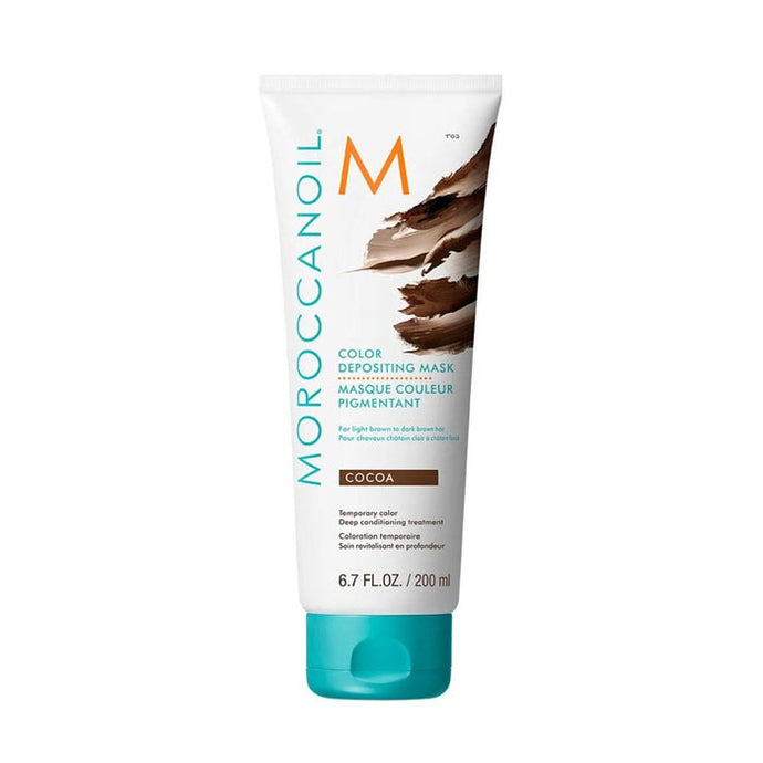 Moroccanoil Cocoa Colour Depositing Mask