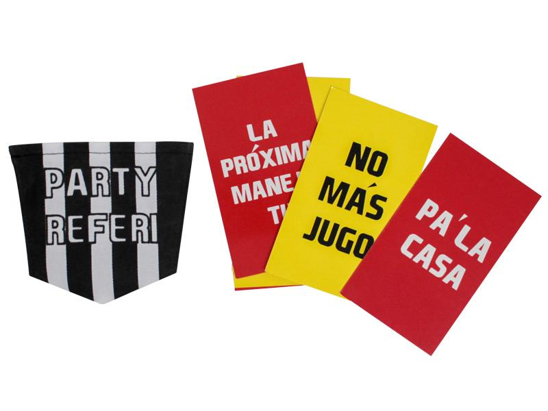 Bolsillo Referee - Airy - Carnaval Online