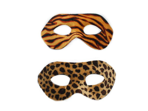 Antifaz Animal Print - Airy - Carnaval Online