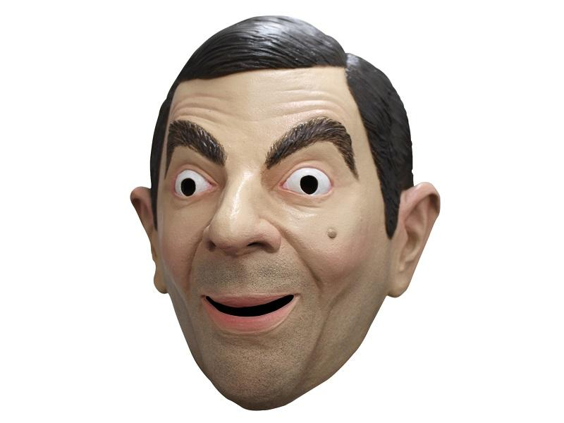 Mascara Mr Bean - Ghoulish - Carnaval Online