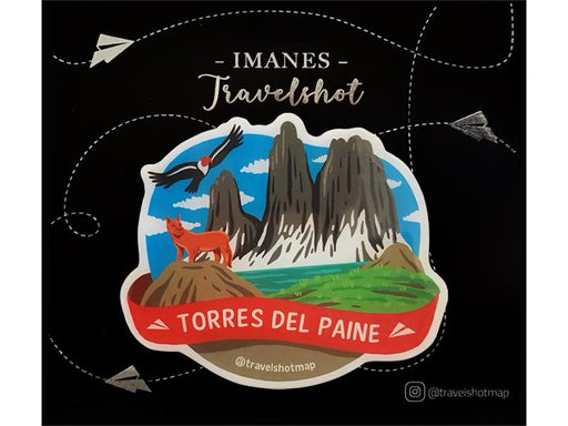 Iman Chile Torres Del Paine - Airy - Carnaval Online