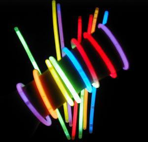 Pulsera Light Stick Tubo Surtido X 100 - Airy - Carnaval Online