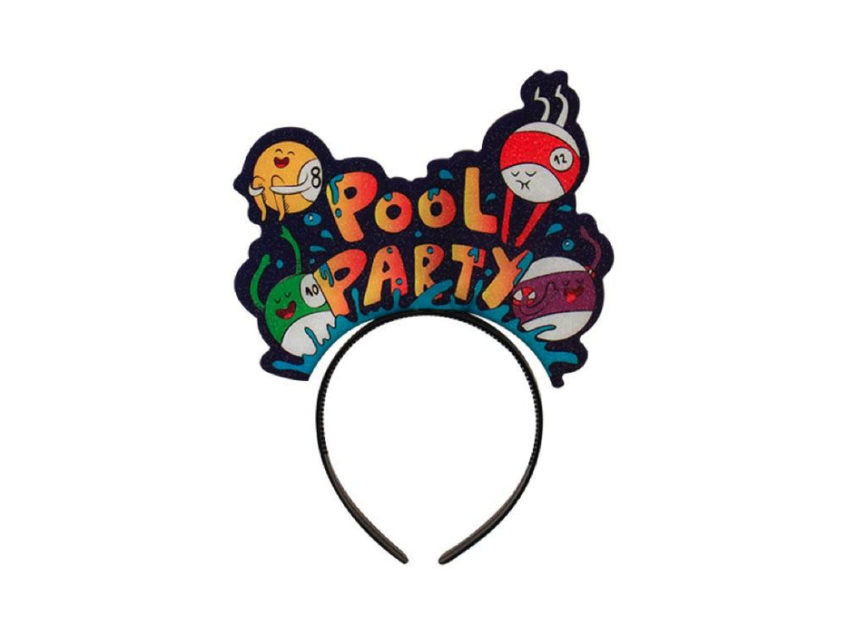 Cintillo Pool Party - Airy - Carnaval Online