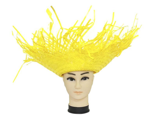 Gorro Playero Colores Amarillo - Airy - Carnaval Online