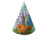 Gorros Animales X 6 - Airy - Carnaval Online
