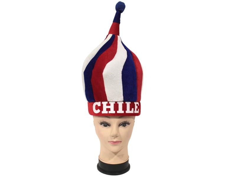Gorro Chile Punta Pompon - Airy - Carnaval Online