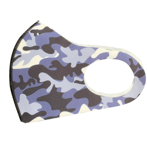 Camo Print Comfort Washable Mouse Cover