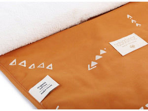 Nomad Changing Pad - Gold Secrets Sunset