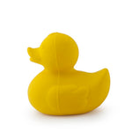 Natural Toy Store sells natural rubber bath toys like this duck online for kids and babies. Eco-friendly packaging.