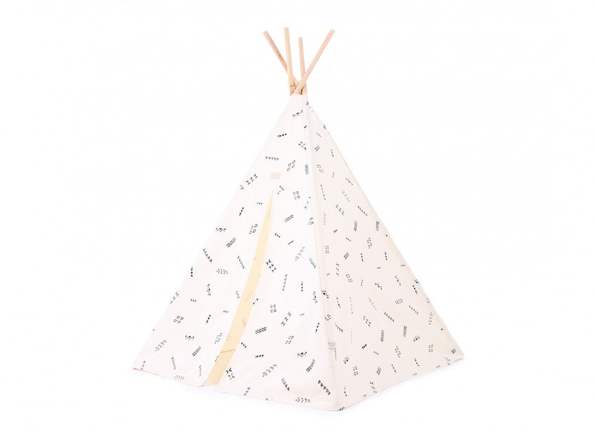 Phoenix Teepee - Black Secrets Natural