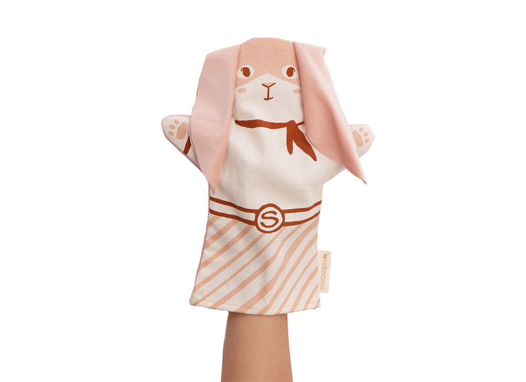 Hand Puppet - Bunny