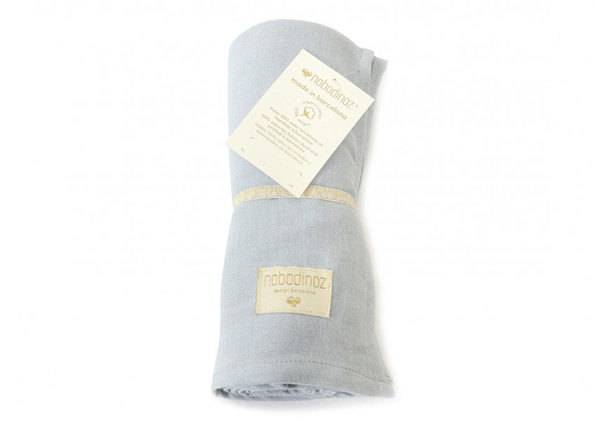 Butterfly Swaddle - Riviera Blue