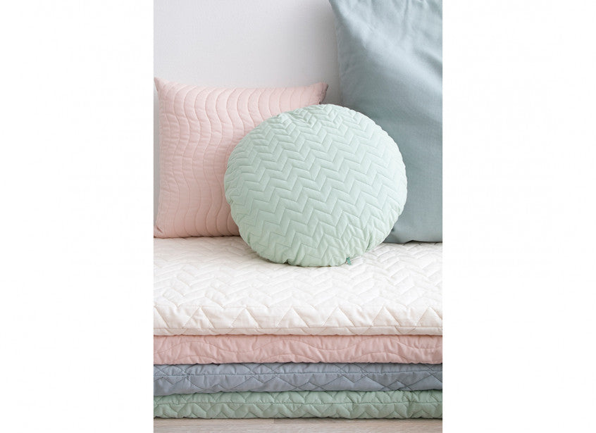 Sitges Cushion - Bloom Pink