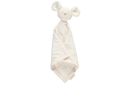 Natural Toys Store sells organic cotton toys like this beautiful mouse doudou comforter for babies online. Make a ecological gift!