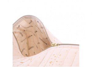 New York Bag- Gold Stella Dream Pink