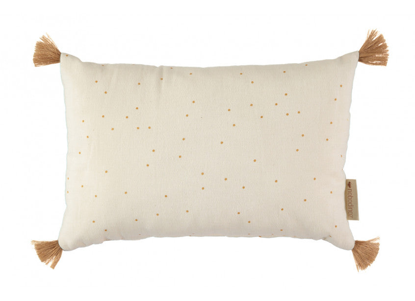 Sublim Cushion - Honey Sweet Dots Natural