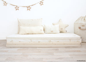 St Barth Mattress - Gold Stella Natural