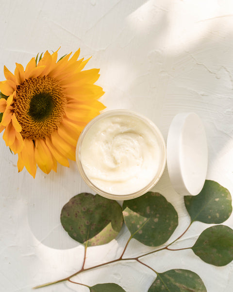 Cashmere and Vanilla Bean Whipped Body Butter