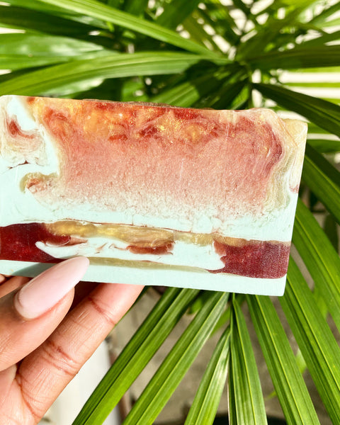 Wild Berry Açaí Goat Milk Soap