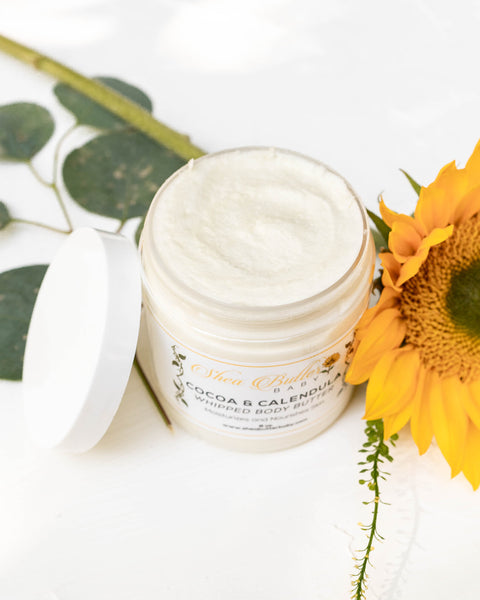 Cocoa & Calendula Whipped Body Butter