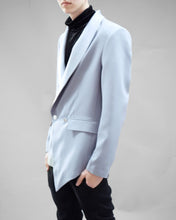 Load image into Gallery viewer, HIPSTER blazer pearl river / lava grey