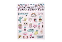 Load image into Gallery viewer, Cute Sticker Sheet