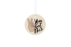 You Got This Pack of 2 Hanging Air Fresheners
