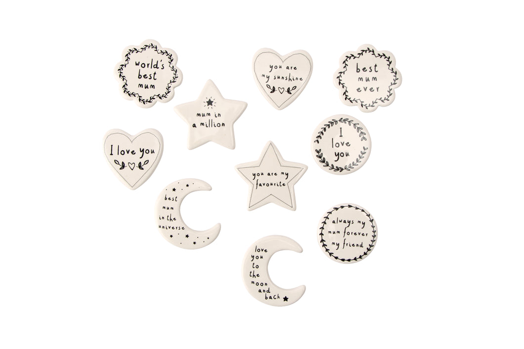 Ceramic Quote Keepsake