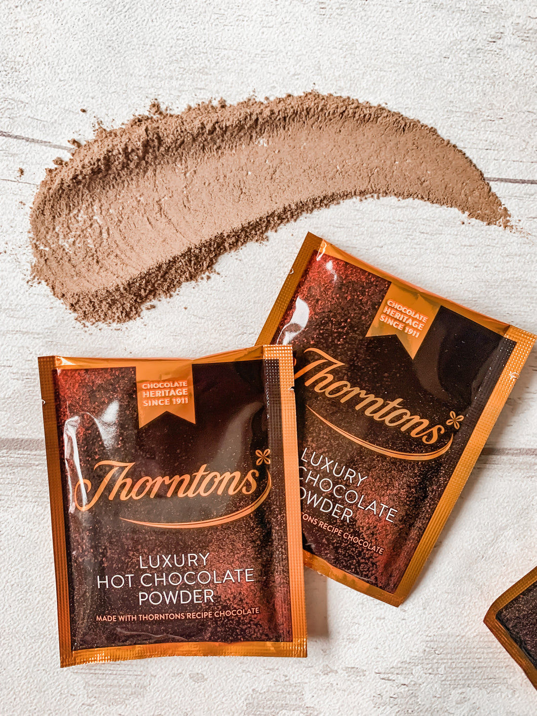 Thornton's Hot Chocolate Sachet