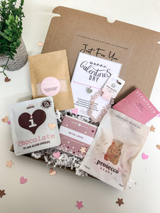 Galentines Pink Luxury Gift Box