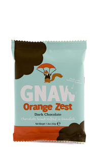 Gnaw Orange Zest Dark 50g