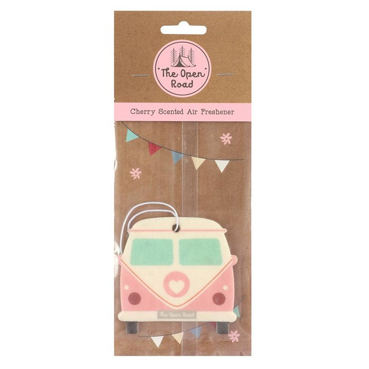 Pink Campervan Air Freshener