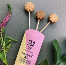 Load image into Gallery viewer, Tea Pop Gourmet Tea Stick