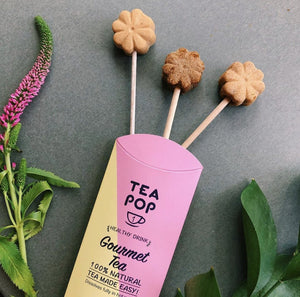 Tea Pop Gourmet Tea Stick