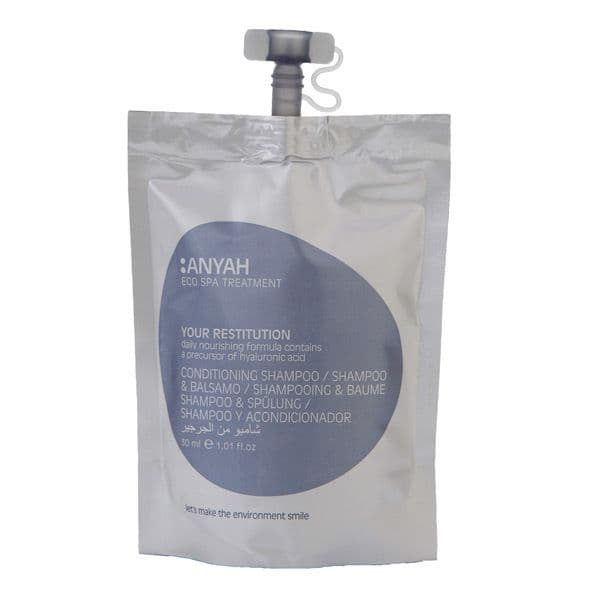 Anyah - Your Restitution - Conditioning Shampoo 30ml Pouch