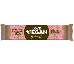 Love Vegan Rich Cacao and Morello Cherry 32.5g