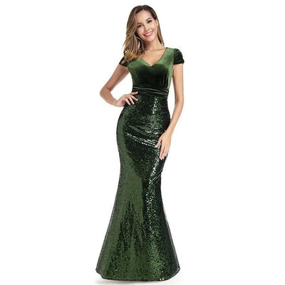 Long Evening Dresses Elegant