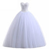 Wedding Dresses Princess Luxury Beads