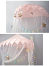Kid Tent Pink - Princess Playhouse Castle Children Room Decoration
