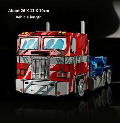 Optimus Prime Transformation - Action Figure
