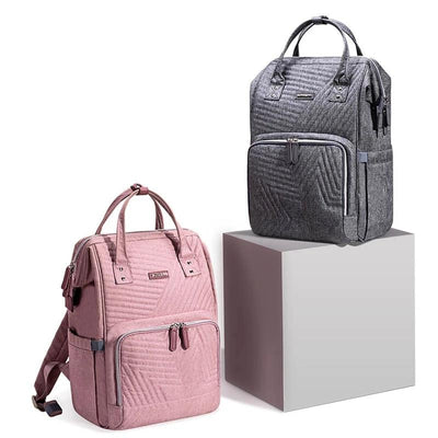 Fashion Diaper Bag Backpack Quilted