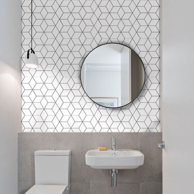 Self-Adhesive Mosaic Tile Sticker Waterproof