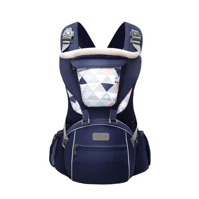 New Design Ergonomic Baby Carrier with Hip Seat For 0-36 M